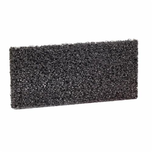Scotch-Brite™ 021200-57235 Heavy Duty Rectangle Scrub Sponge, 4-1/2 in L x 2.7 in W x 0.6 in THK, Cellulose, Green