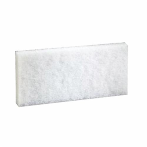 Doodlebug™ 048011-05241 Hi Pro Cleaning Pad, 10 in L x 4.6 in W x 1 in THK, Black