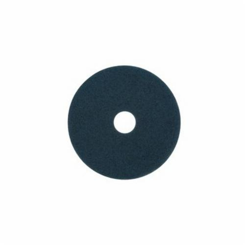 3M™ 048011-08395 Round Non-Woven Buffer Pad, 20 in, 175 to 600 rpm Speed, Polyester Fiber, Red