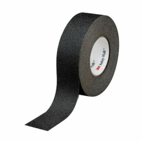 Safety-Walk™ 048011-19218 General Purpose Heavy Duty Pre-Cut Slip-Resistant Tread, 24 in L x 6 in W x 0.036 in THK, Plastic Film Substrate, Solid Surface Pattern, Smooth Surface