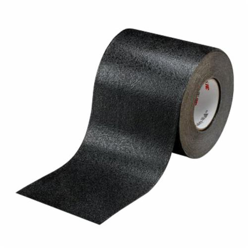 Safety-Walk™ 048011-19288 Conformable Heavy Duty Slip-Resistant Tape, 60 ft/Roll L x 2 in W x 0.036 in THK, Aluminum Foil Substrate, Solid Surface Pattern, Contoured/Irregular Surface