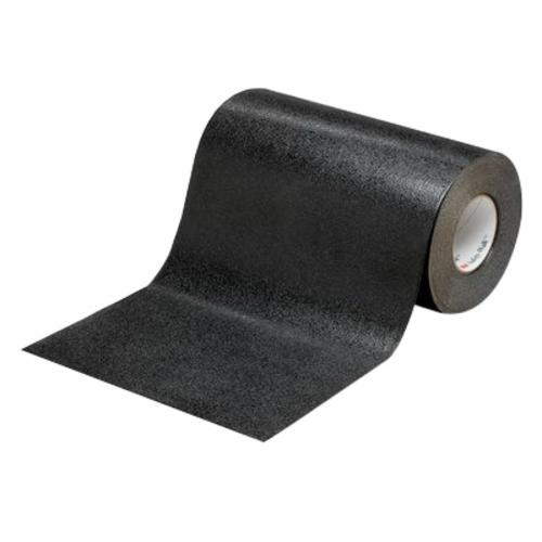 Safety-Walk™ 048011-34729 Coarse Extra Heavy Duty Slip-Resistant Tread, 24 in L x 6 in W x 0.048 in THK, Plastic Film Substrate, Solid Surface Pattern, Oily/Smooth Surface