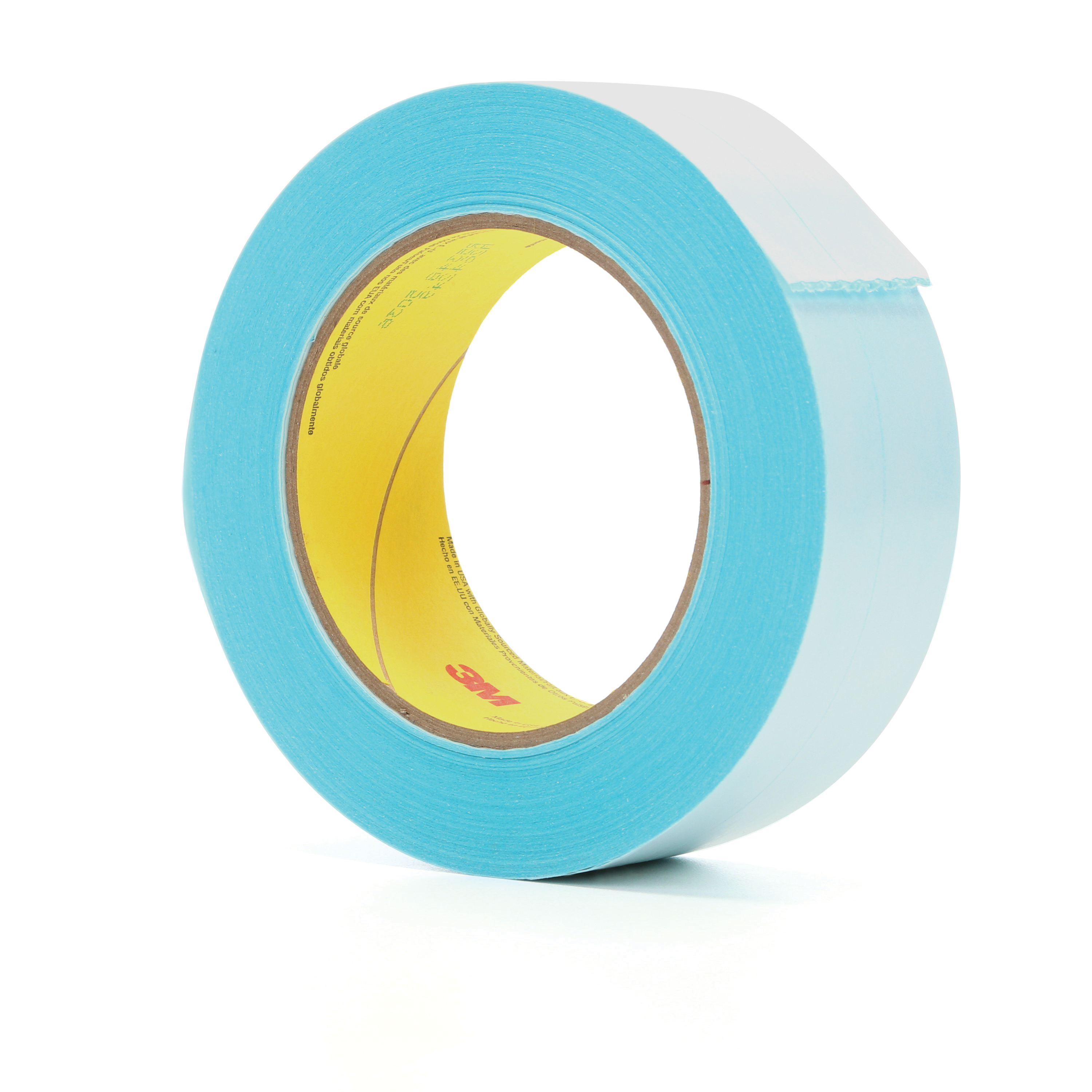 3M™ 051111-91808 480 Splicing Tape, 36 yd L x 2 in W, 5.1 mil THK, Acrylic Adhesive, Polyethylene Backing, Transparent