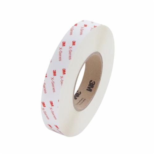 3M™ 021200-68435 Adhesive Transfer Tape, 180 yd L x 24 in W, 2 mil THK, 220 Acrylic Adhesive, Clear