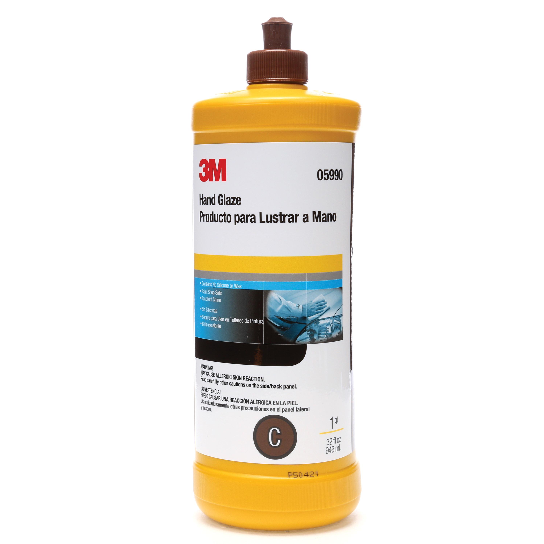 Finesse-it™ 051131-05928 Machine Polish, 1 qt Bottle, White, Ultra Fine Grade