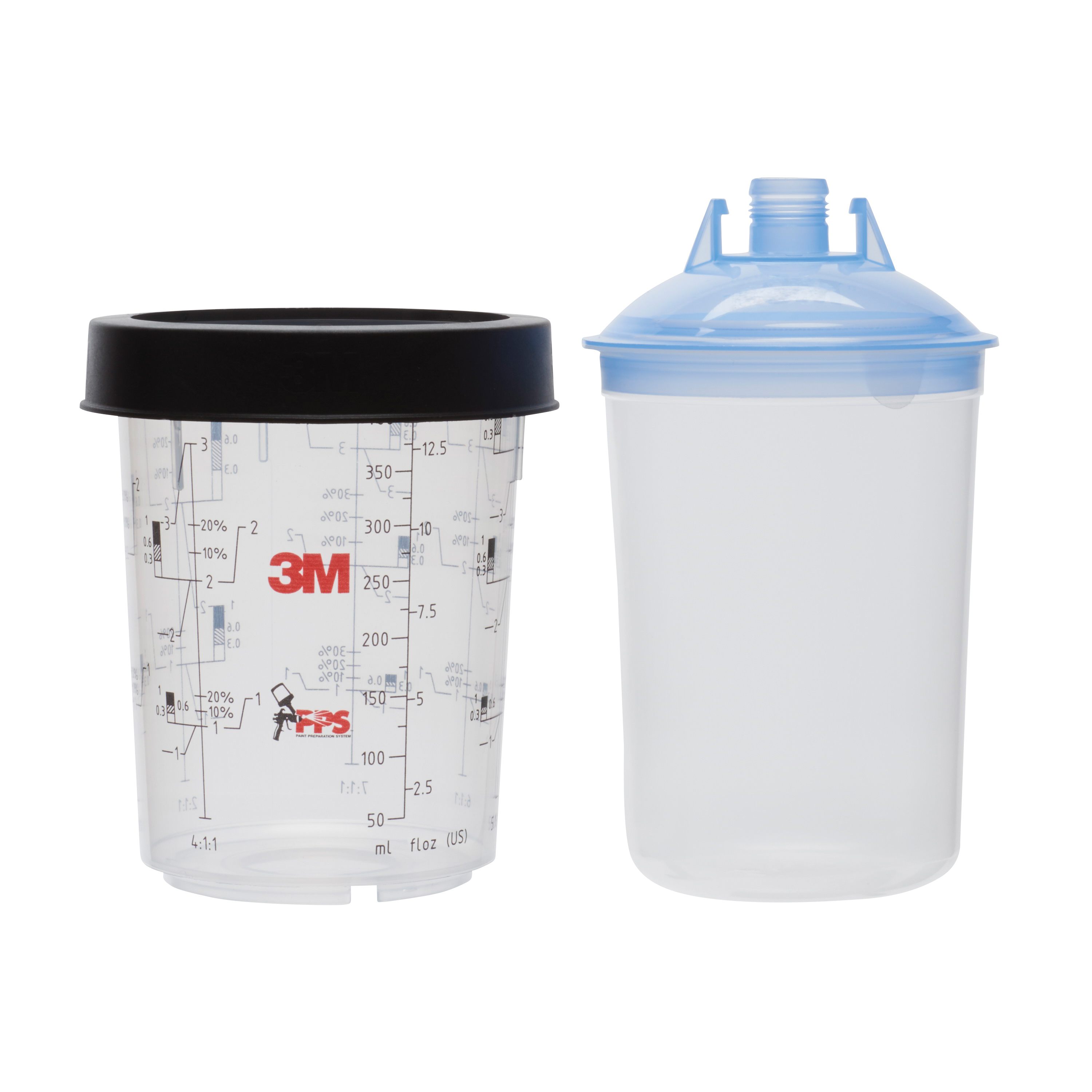 3M™ PPS™ 051131-16024 Large Paint Preparation System Kit, For Use With 3M™ Paint Preparation System, 200 micron Filter