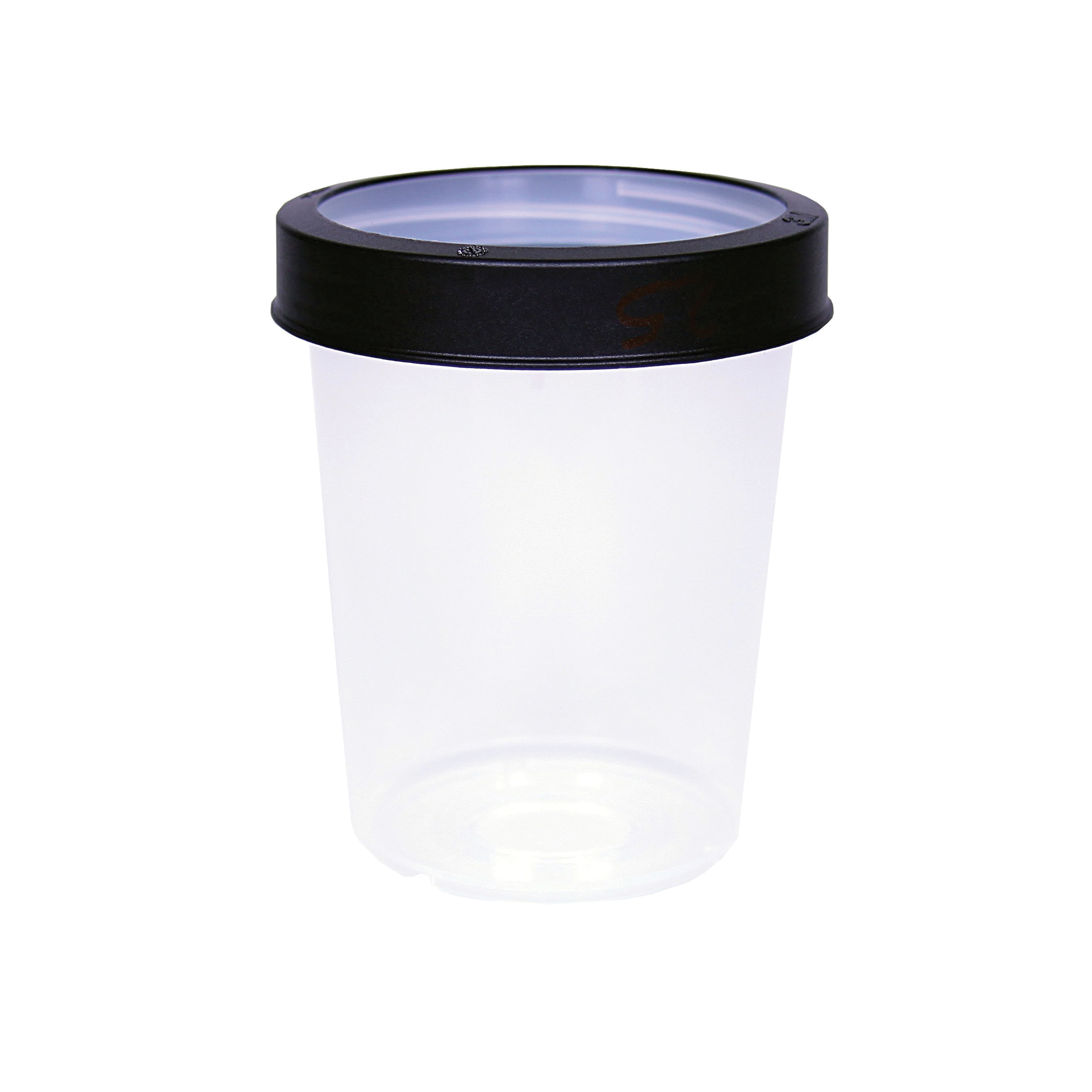 3M™ PPS™ 051131-16115 Mini Cup and Collar, 6 fl-oz Container, For Use With 3M™ Paint Preparation System