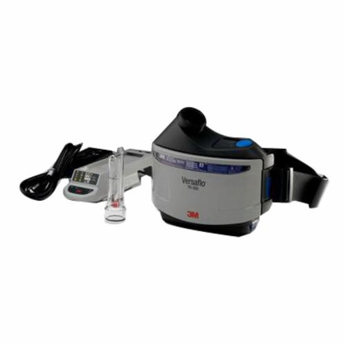 3M Versaflo 17356-case PAPR Assembly TR-306N with High Durability Belt and High Capacity Battery 1//case Gray