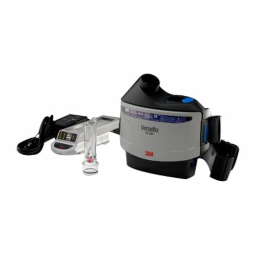 Versaflo™ 051131-17356 Lightweight Powered Air Purifying Respirator Assembly With High Durability Belt and High Capacity Battery, HEPA Filters and Cartridges, Rechargeable Lithium-Ion Battery -- DUE TO HIGH DEMAND, we may be unable to fulfill any orders for this product regardless of stock status indicated.