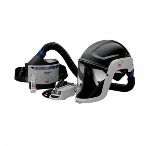 Versaflo™ 051131-17357 High Capacity Powered Air Purifying Respirator Assembly With Easy Clean Belt and High Capacity Battery, Rechargeable Lithium-Ion Battery -- DUE TO HIGH DEMAND, we may be unable to fulfill any orders for this product regardless of stock status indicated.