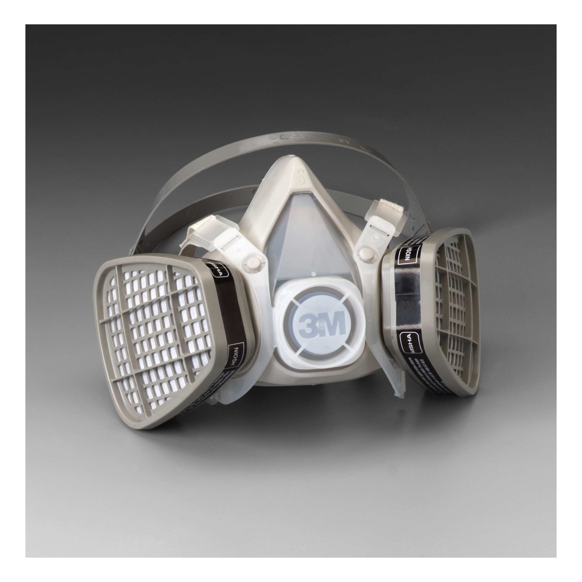 3M™ 8210Plus Standard Particulate Respirator, Resists: Non-Oil Based Particles