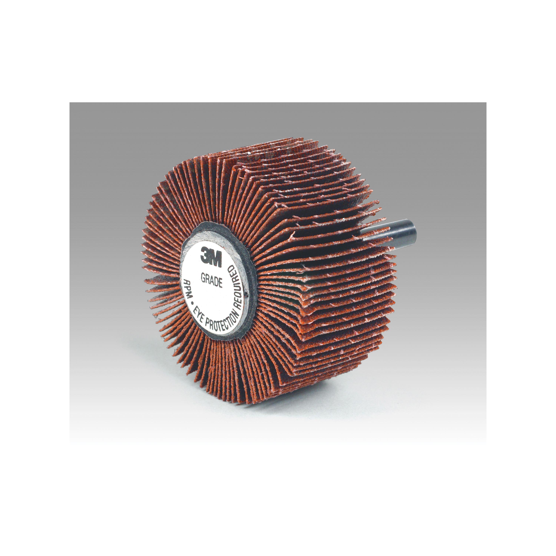 Cubitron™ Fullflex 051119-80390 977F File Fullflex Abrasive Belt, 1/2 in W x 18 in L, 24 Grit, Ceramic Abrasive, Polyester Backing