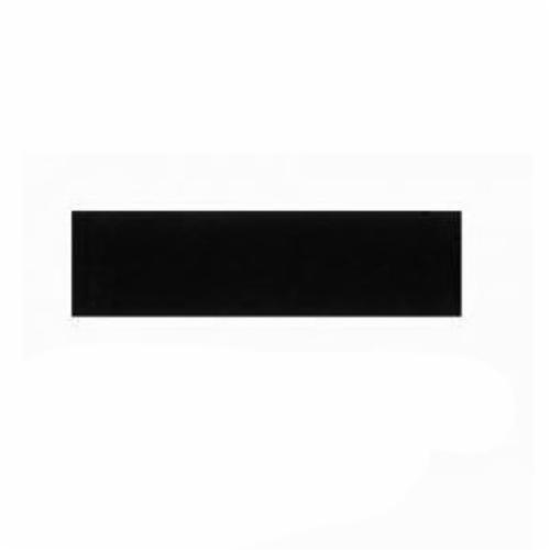 Scotchcal™ 051141-70102 High Performance Non-Reflective Striping Tape, 40 ft L x 1/16 in W, 2 mil THK, Acrylic Adhesive, Vinyl Film Backing, Black