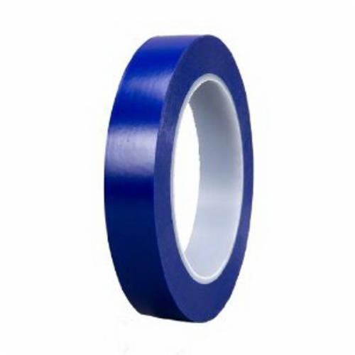 Scotchcal™ 051141-70293 High Performance Non-Reflective Striping Tape, 40 ft L x 1/8 in W, 2 mil THK, Vinyl Film Backing, Low Gloss Black