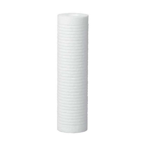 3M™ Aqua-Pure™ 016145-15734 Replacement Drop-In Water Filter Cartridge, 2.38 in L x 5 in W, Polypropylene, Import
