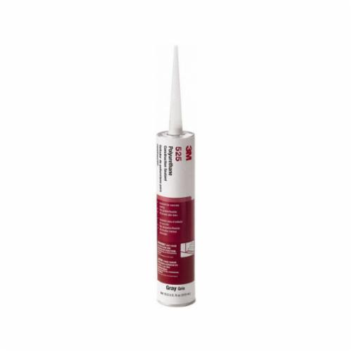 3M™ 021200-41597 High Strength Adhesive Sealant, 10.1 fl-oz Cartridge, Black, Polyurethane Base