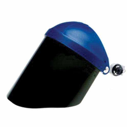 3M™ AoSafety® 078371-82702 Faceshield Visor, Dark Green, Polycarbonate, 9 in H x 14-1/2 in W x 0.08 in THK Visor, For Use With AOTuffmaster® Headgears, Specifications Met: ANSI Z87.1-2003