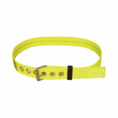 3M DBI-SALA Fall Protection 1000023 Delta™ Waist Belt With (2) Zinc Plated Steel Side D-Rings and 3 in Nylon Web Hip Pad, Tongue Buckle, Polyester Webbing, Stainless Steel Grommet Buckle Hardware