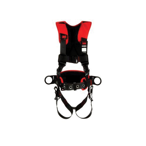 ArcSafe® 10107202 Energy Absorbing Lanyard, 900 lb Load Capacity, 6 ft L, 2 Legs, (2) 36CL Snap Hook Anchorage Connection, Hitch Loop Harness Connection Hook, Specifications Met: ANSI A10.32, OSHA Approved