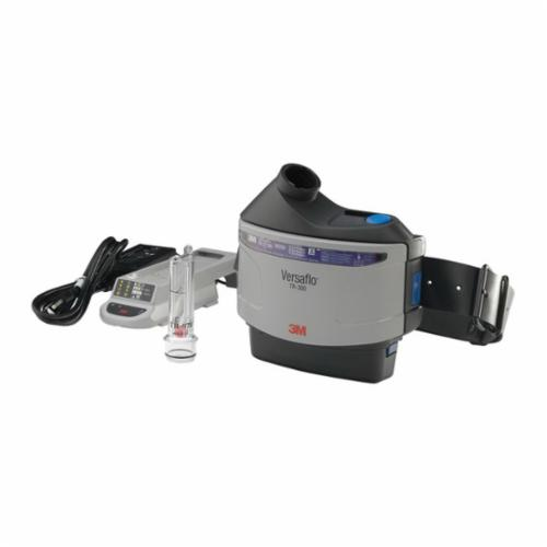 Versaflo™ 051131-17355 Lightweight Powered Air Purifying Respirator Assembly With Standard Belt and Economy Battery, High Efficiency Filter Class, Rechargeable Lithium-Ion Battery -- DUE TO HIGH DEMAND, we may be unable to fulfill any orders for this product regardless of stock status indicated.