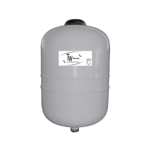 State Industries 100270206 TW Series Expansion Tank, 2 gal Tank, 1.03 gal Acceptance, 150 psig Pressure, 7.9 in Dia x 11 in H