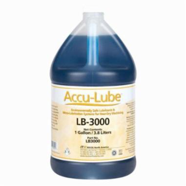 Accu-Lube® LB2055 Biodegradable General Purpose MQL Lubricant, 55 gal Drum, Mild, Liquid, Blue