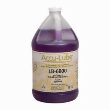 Accu-Lube® LB5000 Moderate Duty Metalworking Lubricant, 1 gal Jug, Mild, Liquid, Blue
