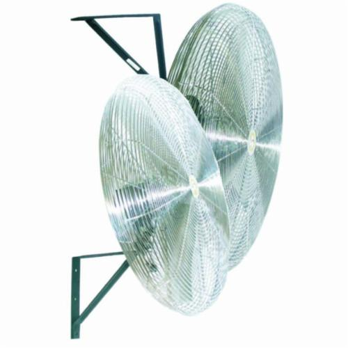 Airmaster® 71572 1-Phase Commercial Direct Drive Non-Oscillating Air Circulator, 24 in Blade, 4400/3460/2460 cfm Flow Rate, 115 VAC, 3.3 A