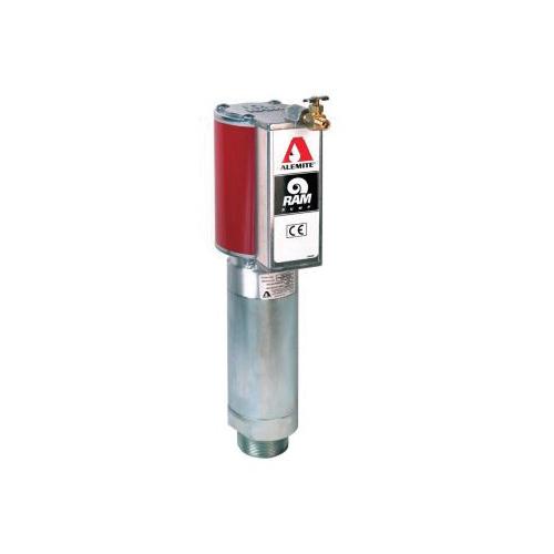 Alemite® 9961-1 Portable Oil Pump, Oil, Pneumatic RAM Pump, 16 gal Container