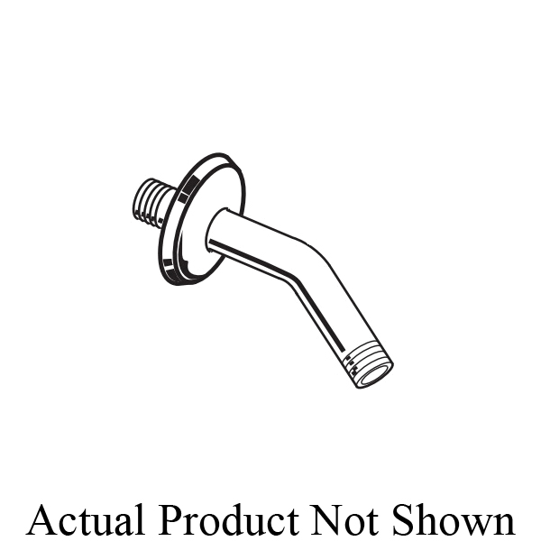American Standard 023560-0020A Shower Arm and Flange, Import