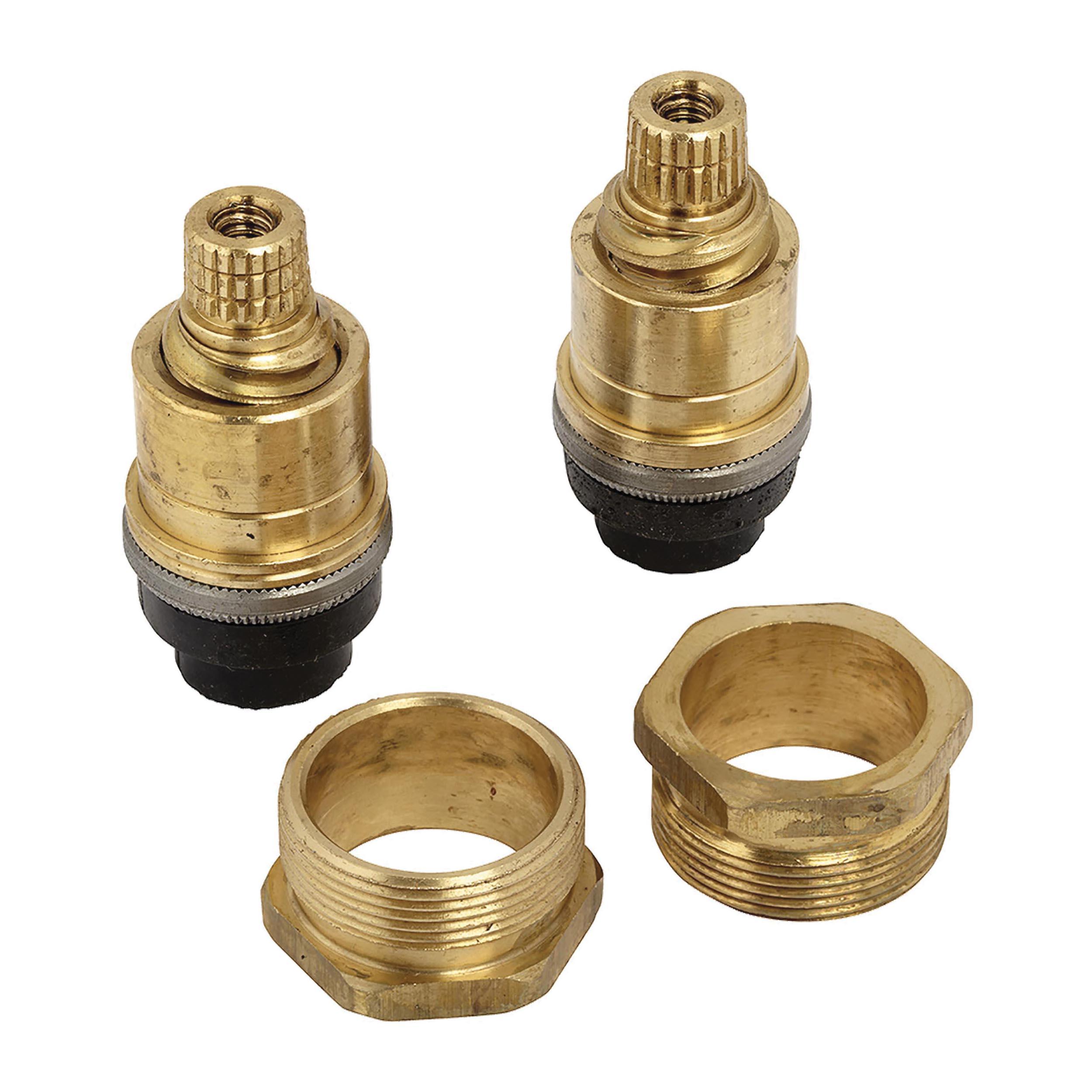 American Standard 066291-0070A Aqua Seal® Left/Right Hand Valve Rebuild Kit, Brass, Domestic
