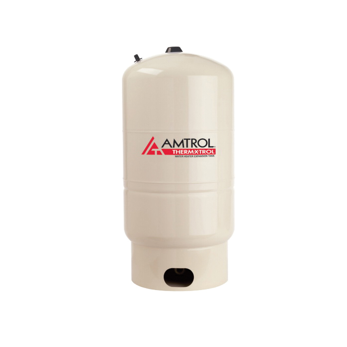 Amtrol® Therm-X-Trol® 143N164 ST Series Vertical Free Standing Thermal Expansion Tank, 10.3 gal Tank, 10.3 gal Acceptance, 50 psig Pressure, 15 in Dia x 19 in H