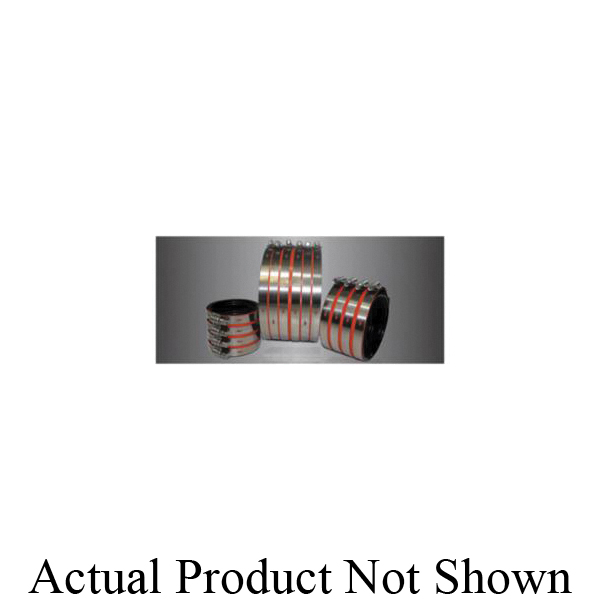 Anaco-Husky 4014 SD 4000 Super-Duty Coupling, 6 in Nominal, No Hub End Style, 304 Stainless Steel, Domestic