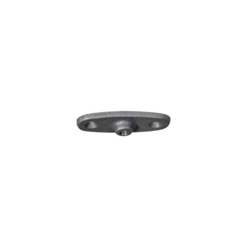 SPF/Anvil™ 0560317208 FIG 128R Ceiling Flange, 3/8 in Thread, 180 lb Load, Malleable Iron, Galvanized