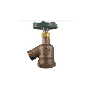 Arrowhead Brass 930LF Bent Nose Garden Valve, 1 in, FNPT, Bronze Body