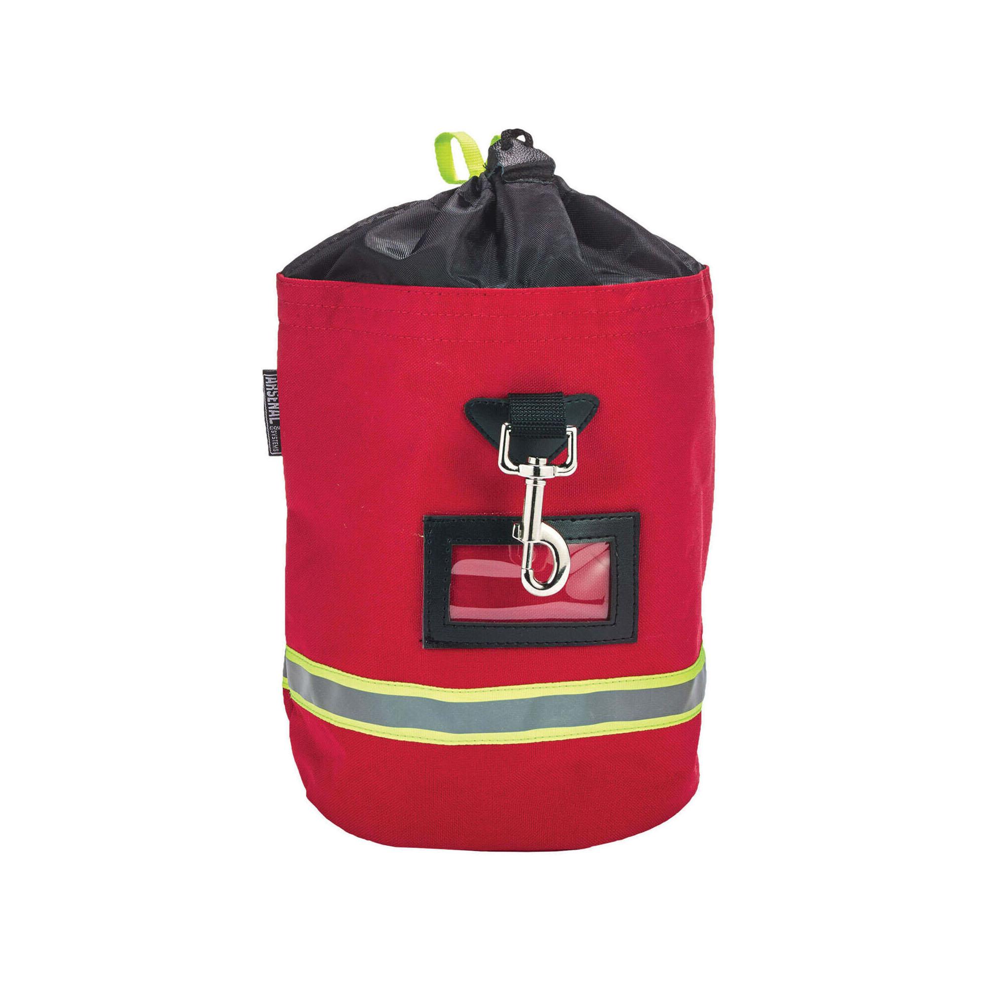 Arsenal® 13060 5060 Step-In Combo Gear Bag, Red, 1000D Nylon, 6750 cu-in Storage, 15 in H x 15 in W x 29 in D