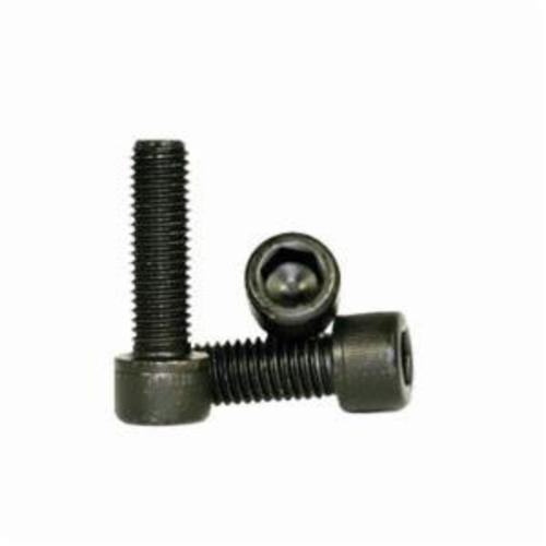 BBI 011221 1960 Partially Threaded Round Socket Cap Screw, 5/16-18, 3-1/4 in OAL, Heat Treated Alloy Steel, 3A Grade