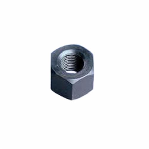 BBI 319025 Hex Nut, 1/4-20, Low Carbon Steel, Zinc CR+3, 2 Material Grade