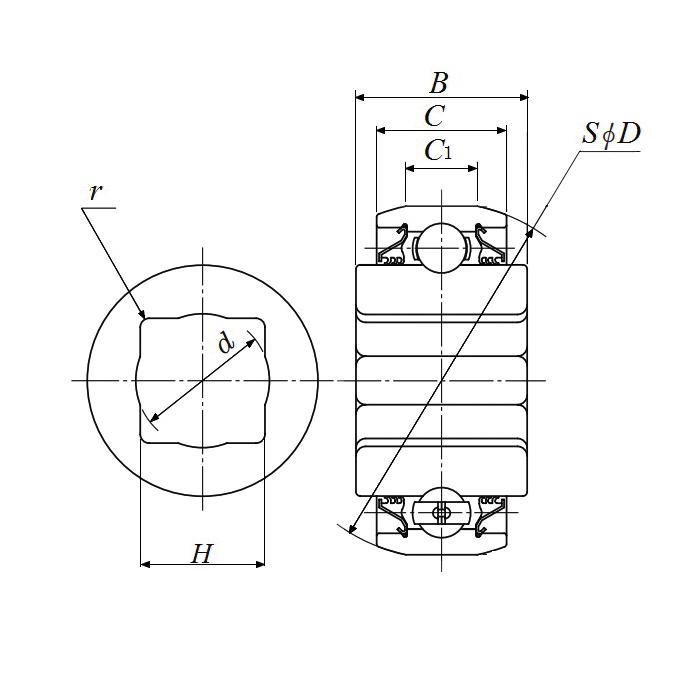 BCA® DS211TT6