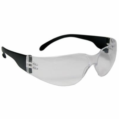 Bouton® 249-5907-400 5900 Dual Lens Traditional Protective Glasses, Anti-Fog, Clear Lens, Full Framed Frame, Smoke, Propionate Frame, Polycarbonate Lens, ANSI Z87.1+