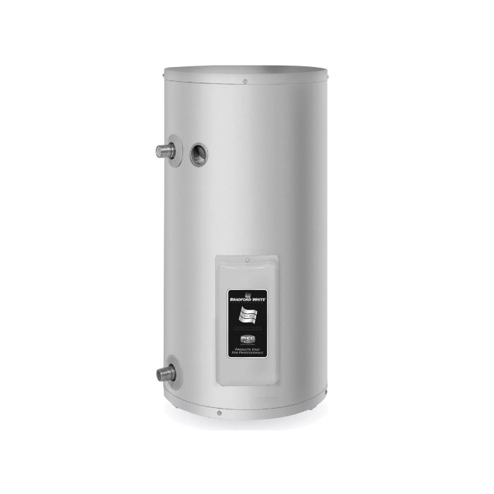 Bradford White® RE120U6 RE120L6 Utility Electric Water Heater, 19 gal Tank, 240 VAC, 1500 W, 1 ph Phase