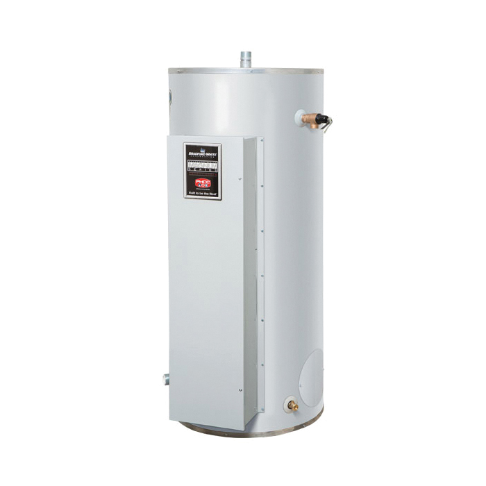 Bradford White® ElectriFLEX HD™ CEHD505433HCF CEHD50 (kW)3*CF Heavy Duty Electric Water Heater, 50 gal Tank, 54 kW, 480 VAC, 3 ph, 65 A