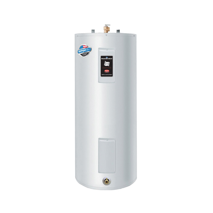 Bradford White® RE350S6-1NCWW Upright Electric Water Heater, 50 gal Tank, 208 VAC, 4.5 kW, 1 ph Phase, Domestic