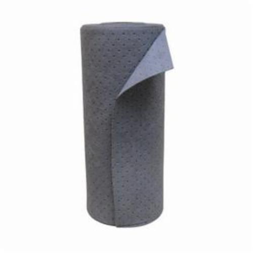 SPC® ALLWIK® AW806 All Purpose Flexi-Sock Absorbent Sock, 3 in Dia x 8 ft L, 12 gal Absorption, Fluids Absorbed: Universal, Polypropylene, Gray