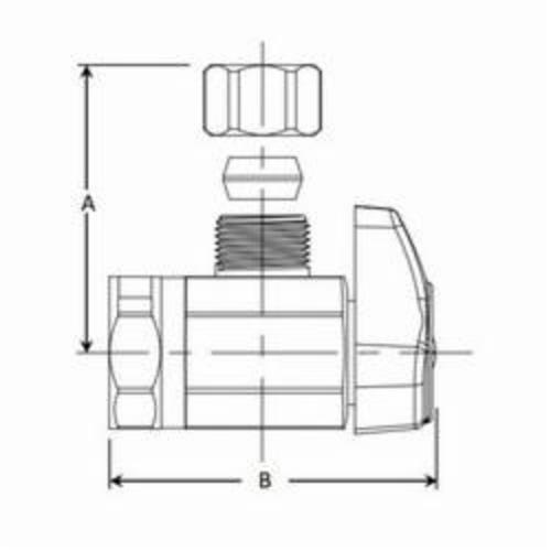 BrassCraft® G2R17X C