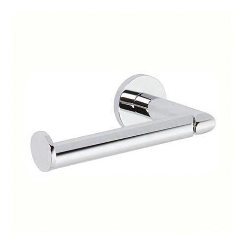 Ginger® 0206/PC Sine® Toilet Tissue Holder, Solid Brass, Polished Chrome