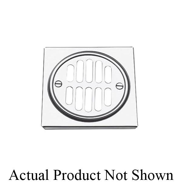 Newport Brass® 231/15S Shower Drain Trim Set, 3-5/8 in Dia x 4-1/4 in L x 4-1/4 in W