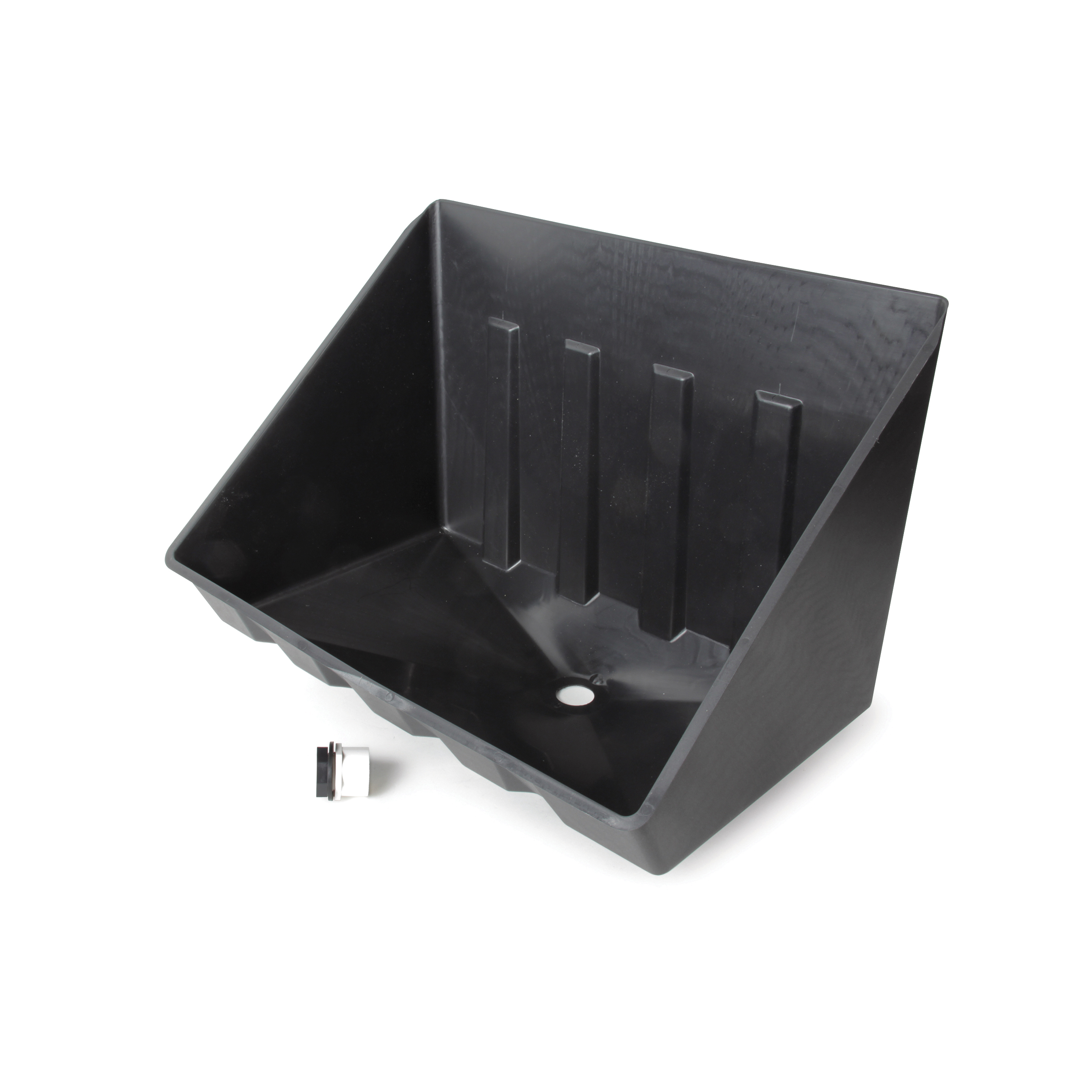 Camco Wall Saver™ 11470 Drain Pan, For Use With: Tankless Electric/Gas Water Heater, Plastic