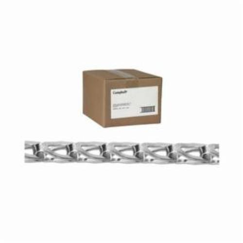 Campbell® T0800824 Weldless Chain, Single Jack Link, #8 Trade, 100 ft L, 60 lb Load