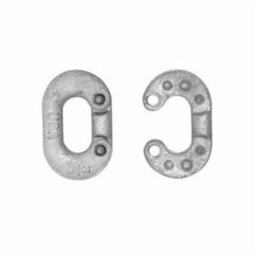 Campbell® 4503615 Grab Hook, 7/16 in Trade, 10000 lb Load, 70 Grade, Clevis Attachment, Heat Treated Alloy Steel